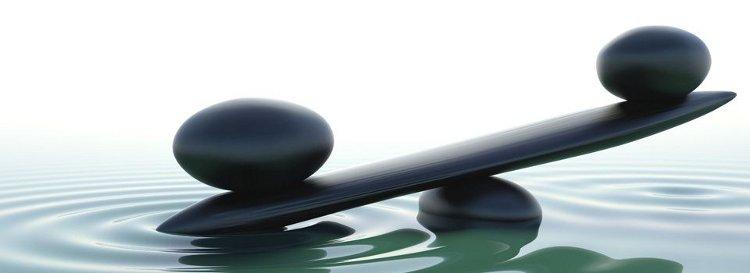 Le bon équilibre dans votre portefeuille d'investissement