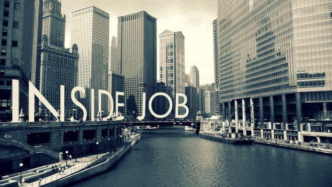 Inside Job documentaire sur l'argent