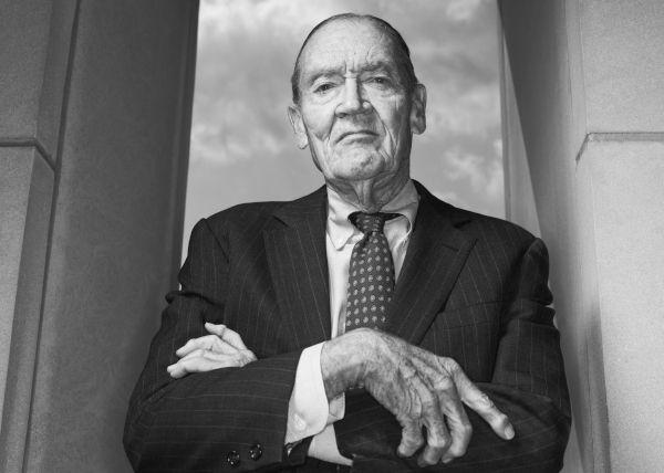 John Bogle, un des quatre géants de l'investissement