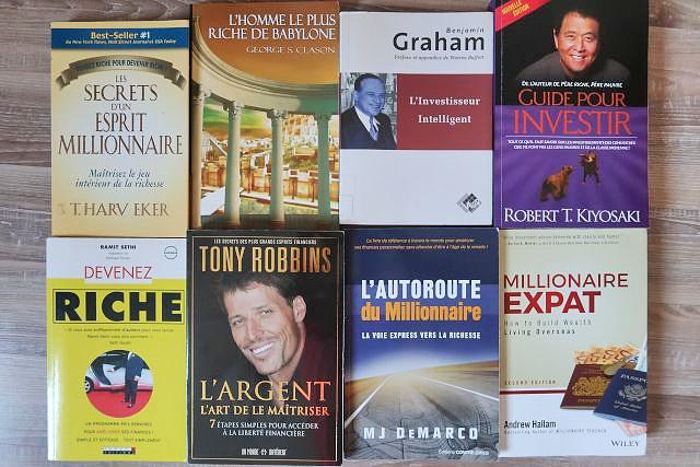 Défi - Lire les 12 meilleurs livres sur l'investissement.