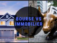 Investir en bourse ou dans l'immobilier ?