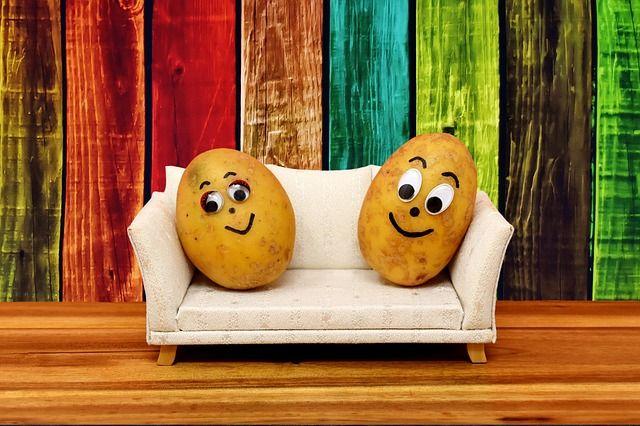 L'investissement mollasson - couch potato