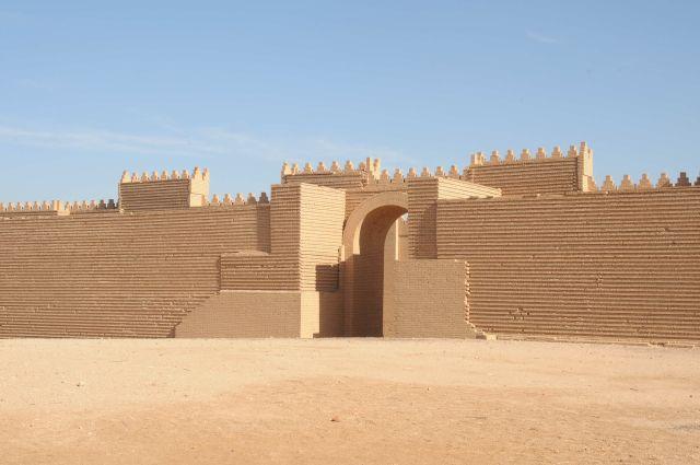 Les murs de Babylone
