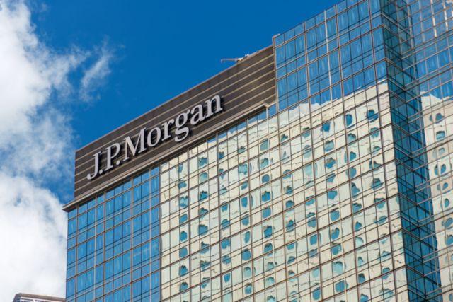 Banque américaine J.P. Morgan Chase