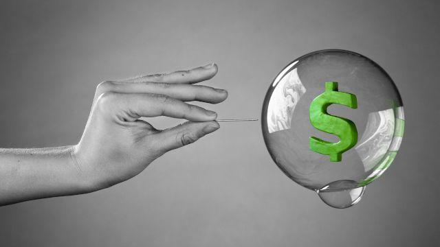 Warren Buffett avait anticipé l'éclatement de la bulle technologique