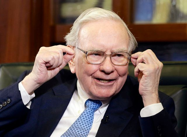 anecdotes warren buffett