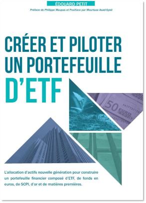 Créer et piloter un portefeuille d'ETF - Edouard Petit