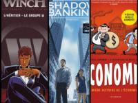 5 BD pour découvrir l'économie et la finance