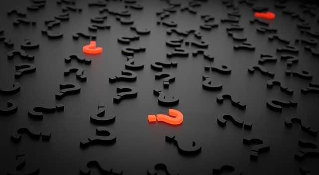 Trop de questions empêchent de passer à l'action