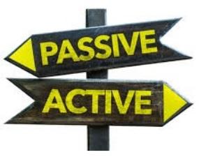 ETF vs Fonds communs - investissement actif ou passif
